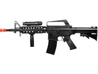 Well Mod16A4 Spring Action Rifle Airsoft gun