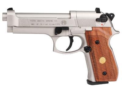 Beretta 92FS, Nickel