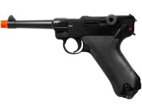 WE P08 Metal Gas 4 inch barrel airsoft pistol Airsoft gun