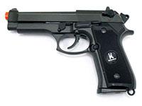 TSD HFC SD92/M190 Metal Gas Pistol without rail Airsoft gun