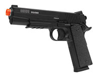 Cybergun SIG Sauer GSR CO2 w/Metal Slide Pistol Airsoft gun