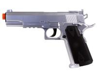 TSD Tactical 1911 CO2 Silver  Version Airsoft gun