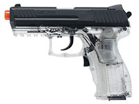 Heckler & Koch H&K P30 Clear Electric Airsoft Pistol Airsoft gun