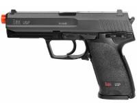 Heckler & Koch H&K USP Spring Airsoft Pistol, Black Airsoft gun
