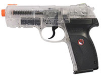 Ruger P345PR Airsoft Pistol, Clear Airsoft gun