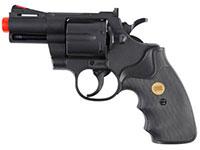 TSD 939 UHC 2.5 inch revolver, Black Airsoft gun