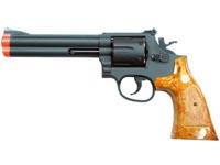 UHC Model 135 revolver 6 inch Airsoft gun