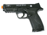 Smith &  Wesson Smith & Wesson M&P 40 CO2 Pistol, ABS Plastic Airsoft gun