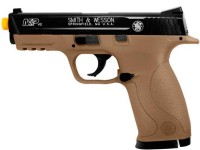 Smith &  Wesson Smith & Wesson M&P 40 Dark Earth Spring Pistol Airsoft gun