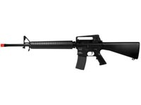 KWA KM16 Airsoft Battle Rifle AEG,  2013 Model Airsoft gun