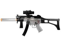 Crosman Tactical R71, Clear and Black Airsoft gun
