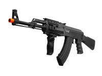 Echo1 USA Airsoft Echo 1 Red Star AK47 RIS Metal Body AEG Airsoft gun