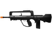 Cybergun Famas Foreign Legion Black Spring Airsoft Rifle Airsoft gun