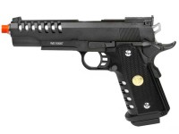 WE Hi-Capa 5.1K1 Full Metal Airsoft Gas Pistol
