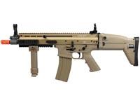 FN Herstal SCAR-L CQB AEG, Tan Airsoft gun
