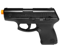 Cybergun Taurus Millennium PT111 Airsoft Pistol, Black Airsoft gun
