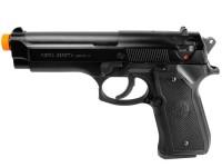 Beretta 92 FS Spring Airsoft Pistol, Black Airsoft gun
