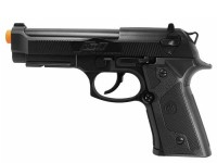 Beretta Elite II CO2 Airsoft Pistol, Black Airsoft gun
