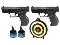 Walther P99 Dueler Spring Target Kit Airsoft gun