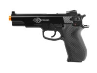 Firepower .45 Spring Airsoft Pistol, Metal Slide