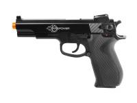 Air Venturi Firepower .45 Spring Airsoft Pistol, Metal Slide  Airsoft gun