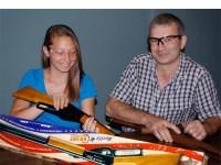 Dadz & Kidz Combo - Benjamin Titan & Sheridan