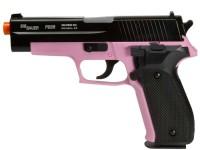 Air Venturi SIG Sauer P226 Airsoft Pistol, Pink/Black Airsoft gun