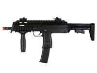 Heckler & Koch H&K MP7 AEG Airsoft Submachine Gun, Black Airsoft gun