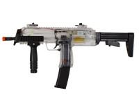 Heckler & Koch H&K MP7 AEG Airsoft Submachine Gun, Clear Airsoft gun