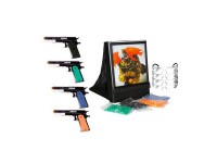 Crosman Airsoft Fun Kit With Zombie Target Airsoft gun