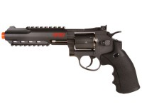 GameFace Game Face / WinGun GF357 CO2 Metal Airsoft Revolver Airsoft gun