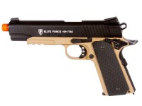 Elite Force 1911 TAC CO2 Metal Airsoft Pistol