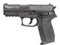 SIG Sauer SP2022 CO2 BB Pistol, Metal Mag Air gun