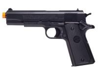 Crosman ASP311 Spring Airsoft Pistol, Black