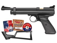 Quick Shot (Crosman 2240 CO2 Pistol) Air gun