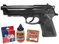 Beretta Elite II Pro Bundle BB Pistol Air gun