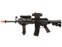Firepower F4-D Full-Automatic AEG Airsoft Rifle