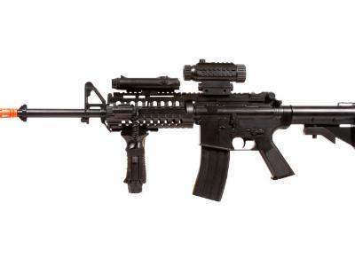 Firepower F4-D Full-Automatic
