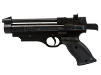 Cometa Indian Air Pistol, Black