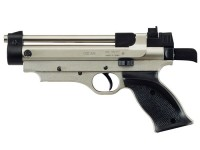 Cometa Indian Air Pistol, Nickel