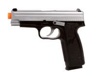Cybergun Kahr Arms TP45 Spring Airsoft Black/Silver Pistol  Airsoft gun