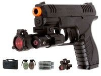 Combat Zone Enforcer CO2 Tactical Airsoft Pistol Kit Airsoft gun