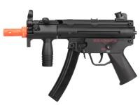 Heckler & Koch H&K MP5K AEG COMP Airsoft SMG, Black Airsoft gun