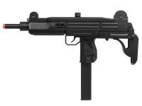 Umarex UZI AEG Carbine Airsoft SMG, Black Airsoft gun