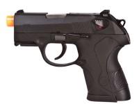 WE Bulldog Black Metal GBB Compact Airsoft Pistol Airsoft gun