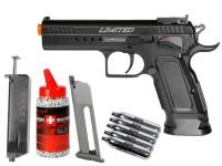 Tanfoglio LTD Custom CO2 Airsoft Metal Pistol Kit Airsoft gun