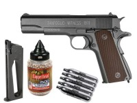 Tanfoglio Witness 1911 CO2 BB Pistol Kit Air gun