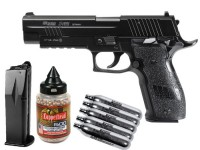 SIG Sauer P226 X-Five CO2 BB Pistol Kit
