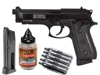Swiss Arms P92 Full Metal CO2 Blowback Pistol Kit