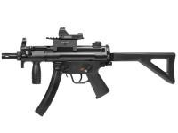 Heckler & Koch H&K MP5 K-PDW CO2 BB SMG Combo Air rifle